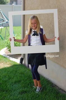 giant #polaroid frame NoBiggie.net