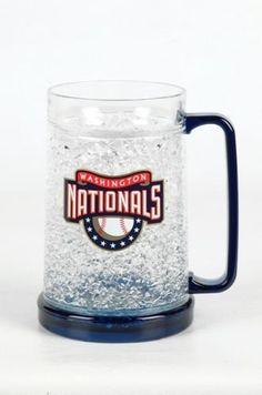 Washington Nationals Freezer Mugs