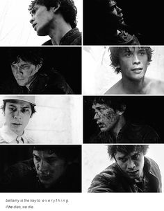 Bellamy Blake is the best character, other than Octavia. That whole family is AWESOME!!!