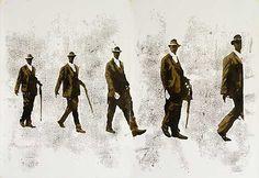walking man - Google Search
