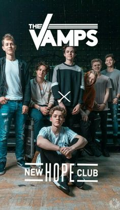 The vamps x new hope club