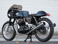 Racing Cafè: Norton Commando 750 1973 by Union Motorcycle Classics