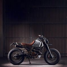 Caferacerdreams has finished build #62: Honda NX 650 Dominator Streettracker.