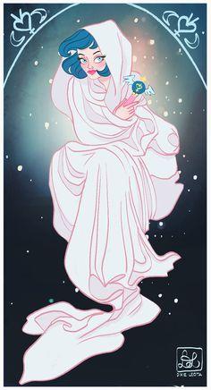 Sailor Mercury by DixieLeota on DeviantArt