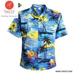 Cruise Casual Tropical Hawaiian Shirts