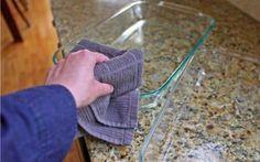 Comment nettoyer un plat en pyrex avec une facilité déconcertante !