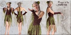Titania Dress - Zizzyfay