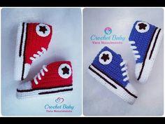 All Star Long Crochet Pants - Größe 9 cm - Baby Yara Geburt häkeln - . Crochet Pants, Crochet Baby Boots, Crochet Fox, Booties Crochet, Crochet Shoes, Crochet Slippers, Love Crochet, Crochet For Kids, Plushie Patterns