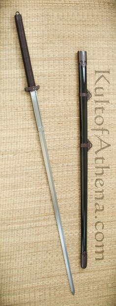 Dragon King - Taotie Jian - Two Handed Sword
