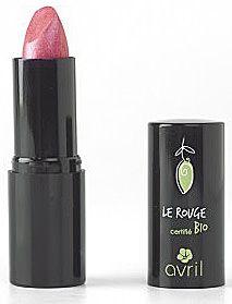 #Rougeàlèvres de la marque #Avril produit #bio pour un #maquillage en #beauté