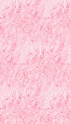 Pink fur iPhone wallpaper
