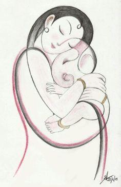 Ganesha Sketch yet to paint. - Sketching by Rajdeep Nair at . Ganesha Sketch, Ganesha Drawing, Lord Ganesha Paintings, Tatto Ganesha, Ganesha Art, Art Sketches, Art Drawings, Shiva Art, India Art