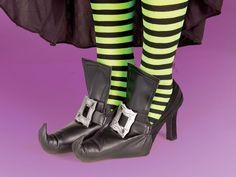 zapatos de halloween