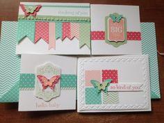 Various cute layouts