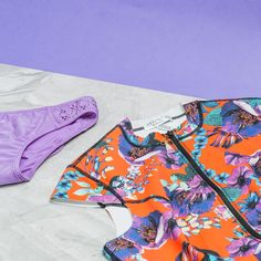 "There's nothing like wild patterns and a bright pop of color that screams, ""Look at me, I'm fun and fabulous!"" ‪#‎MarchToSummer‬ ‪#‎RustansColorsAndPetals‬ ‪#‎SeaFolly‬"
