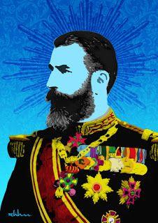 Blog do Elihu: Rei Carol I - Romênia