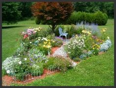 Flowers Garden design inspiration 9