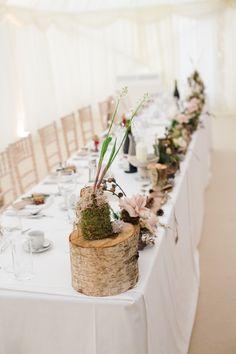 Wedding Magazine - Gallery: table decoration ideas for your wedding reception