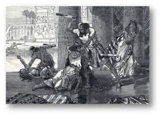 levi and simeon slaughter the shechemites