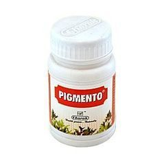 Charak Pigmento Tablets for Vitiligo & White Patches