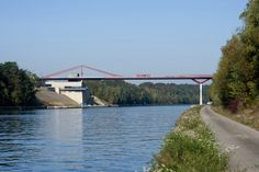 Vroenhoven Bridge | Ney & Partners | Archinect