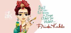 Fan Art Frida Kahlo <3
