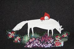 #NationalPetDay /Inspirational Bunch: A Bunch of Embroidery Art - Elumina  #EmbroideryArt