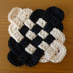 Black and cream coaster, not free, but worth it