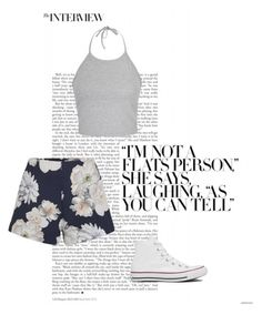 """""""three"""" by avatori on Polyvore featuring Finders Keepers, Ally Fashion and Converse"""