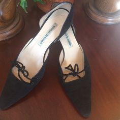 Manolo blahnik Used good condition pics Manolo Blahnik Shoes Heels
