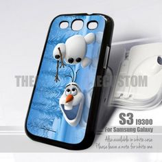 Description Made from durable plastic The case covers the back and corners of your phone Image printed over the edge and around the sides of the case Lightweight weigh approximately Olaf Snowman, Samsung Galaxy S3, Frozen, Phone Cases, Prints, Phone Case