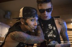 A Day In The Life: Black Veil Brides Warped 2013 (NSFW) Ashley and Andy