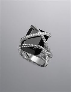 DavidYurman. Oh my gawd... I'd give just about ANYTHING to have THIS ring!!