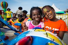 NIGERIA | Children playing