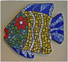 Mosaic fish | Flickr - Photo Sharing!