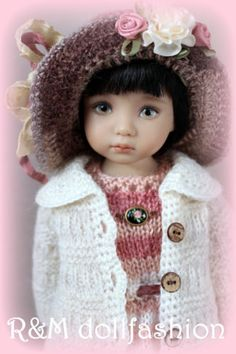 R-M-DOLLFASHION-TREASURE-LINE-OOAK-outfit-for-Effner-LITTLE-DARLING-13-doll