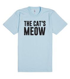 The Cat's Meow T-shirt