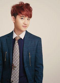 Red Hair #Kyungsoo  #EXO #D.O