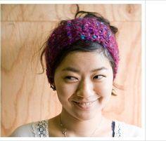 ヘアゴムに編み付けるだけで簡単♪|たった一つの編み方でヘアバンドづくり|ママの手作り体験記|楽しいこと、役立つこと、共感できること、満載! コープステーション