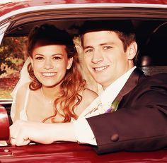 Nathan and Haley Scott.... I want to be a part of this family!!!!