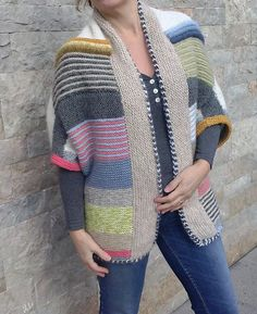 Ravelry is a community site, an organizational tool, and a yarn & pattern database for knitters and crocheters. Hand Knitting, Knitting Patterns, Braided Scarf, I Cord, Seed Stitch, Knitted Poncho, Chunky Yarn, Finger Weights, Garter Stitch