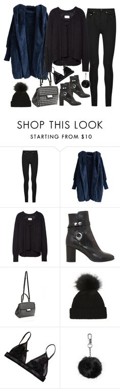 """Untitled#4015"" by fashionnfacts ❤ liked on Polyvore featuring mode, Yves Saint Laurent, Isabel Marant, Alexander Wang, Topshop, women's clothing, women's fashion, women, female en woman"