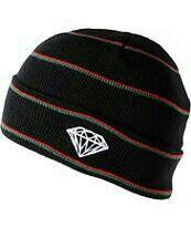 Diamond supply co. Beanie ZUMIEZ