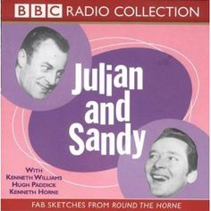 Julian and Sandy: Starring Kenneth Horne, Hugh Paddick & Kenneth Williams (BBC Radio Collection) Kenneth Williams, Comedy Actors, Bbc Radio, Tv On The Radio, Man Humor, Comedians, Childhood Memories, Growing Up, Laughter