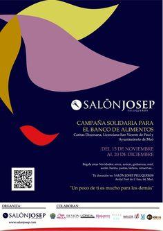 Cartel CAMPAÑA SOLIDARIA 2012