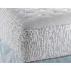 Croscill 500 Thread Count Egyptian Cotton Mattress Pad - Overstock Shopping - Great Deals on Croscill Mattress Pads