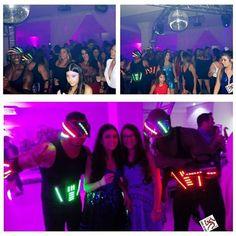 Neste final de semana, nossos ANIMADORES DE PISTA agitaram mais uma FESTA DE DEBUTANTE incrível!  Balada bombando, mal dava pra fotografar.  15 ANOS só se faz uma vez! Uma proposta diferente para uma festa inesquecível!  #festadedebutante #debutante #15anos #atracoesparafesta #animacaodefesta #animadoresdefesta #animacaodepista #animadoresdepista #quinzeanos #15anostematico #festatematica #debuteen #festateen #baladateen #cerimonial #vestidodedebutante #assessoria #assessor…