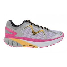 61d1034cac2 Shop new MBT GT 16 W WHITE   FUSCHIA   ORANGE women s running shoe from MBT  AU official online store.
