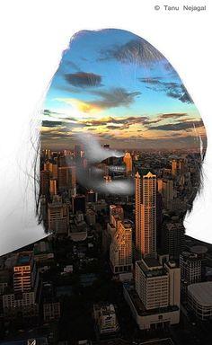 City Inside Me by Tanu Nejagal on 500px