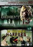 Horror Classics in 3D: Dementia 13/Little Shop of Horrors [DVD]